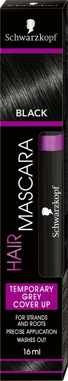 hårmascara grått hår