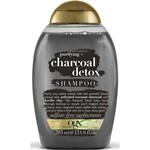 OGX Puryfying + Charcoal Detox Shampoo 385 ml