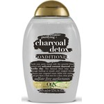 OGX Puryfying + Charcoal Detox Conditioner 385 ml