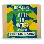 Faith in Nature Soap Bar Grapefruit 100 g