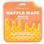 Kocostar Waffle Mask Maple 40 g
