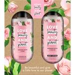 Love Beauty & Planet Xmas Murumuru SG+BL 500 ml + 400 ml