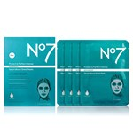 No7 Protect & Perfect Serum Boost Sheet Masks 4-pack