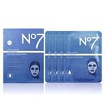 No7 Lift & Luminate Serum Boost Sheet Masks 4-pack