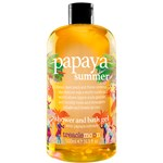 TreacleMoon Papaya Summer Bath And Shower Gel 500 ml