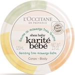 L'Occitane Shea Baby Bonding Massage Balm 125 ml