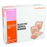 Allevyn Gentle Border 7,5 x 7,5 cm 10styck