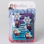 Frozen 2 Hårsnoddar med Glitter Frost 2 12-pack