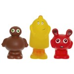 Teddykompaniet Babblarna Plastfigurer B-Mix 3-pack