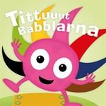 Teddykompaniet Babblarna Tittuuut Babblarna Kartongbok