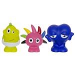 Teddykompaniet Babblarna Plastfigurer D-Mix 3-pack