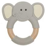 Teddykompaniet Diinglisar Wild Silikon Bitring Elefant