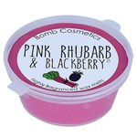 Bomb Cosmetics Mini Melts Pink Rhubarb & Blackberry 35 g