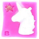 Bomb Cosmetics Wax Melts Shapes Pink Unicorn