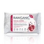 Rawganic Anti-Aging Facial Wipes 25 st