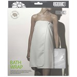 Smart Bath Wrap White
