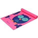 Gaiam Kids Yoga Mat 3 mm Owl