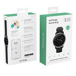 Withings Move ECG Black/Black aktivitetsklocka