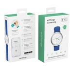 Withings Move ECG Blue/White aktivitetsklocka