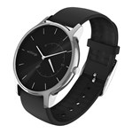 Withings Move Timeless Chic Black/Silver aktivitetsklocka