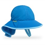 Sunday Afternoons Infant Sun Sprout Hat One Size Electric Blue