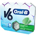 V6 Oral-B Spearmint 10st