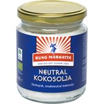 Kung Markatta Neutral Kokosolja Eko 216 ml