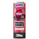 Original Source Rhubarb & Raspberry 250 ml