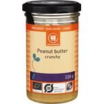 Urtekram Peanut Butter Crunchy 230 g