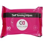 Cocoa Brown Tanning Wipes 20 st