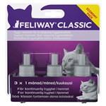 Feliway Classic 3 x Refill 48 ml