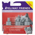 Feliway Friends 3 x Refill 48 ml