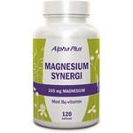 Alpha Plus Magnesium Synergi 120 kapslar