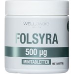 WellAware Health Folsyra 180 minitabletter