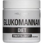 WellAware Health Glukomannan 100 kapslar