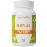Alpha Plus B-Relax 90 kapslar