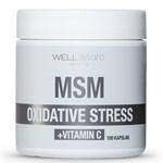 WellAware Health MSM + Vitamin C 100 kapslar