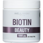 WellAware Health Biotin 240 minitabletter