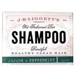 J.R. Ligget's Shampoo Bar Mini Jojoba & Peppermint 18 g