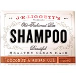 J.R. Ligget's Shampoo Bar Coconut & Argan Oil 99 g