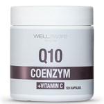 WellAware Health Q10 Coensyme + Vitamin C 120 kapslar