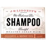 J.R. Ligget's Shampoo Bar Mini Coconut & Argan Oil 18 g