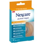 Nexcare Active Tape 2,5 cm x 4,5 m 1 rulle