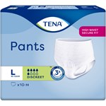 TENA Pants Discreet Large 10 st