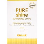 EKULF Pure Shine Whitening Strips Tandremsor 14par