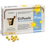 Pharma Nord D-Pearls 20 mcg 120 st