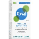 Oxyal Trehalos Duo Action Ögondroppar 10ml