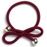 Ia Bon Hair Tie Gold Bead hårsnodd