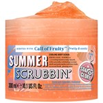 Soap & Glory Call of Fruity Summer Scrubbin Gentle Bodyscrub 300ml
