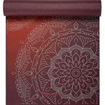 Gaiam Yoga Mat 6 mm Metallic Sun